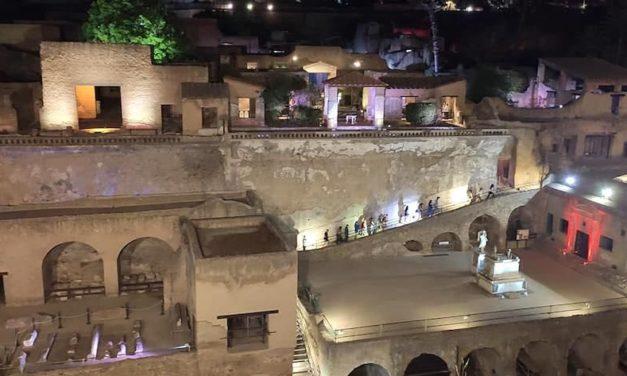 I Venerdì di Ercolano: visite serali agli Scavi Archeologici