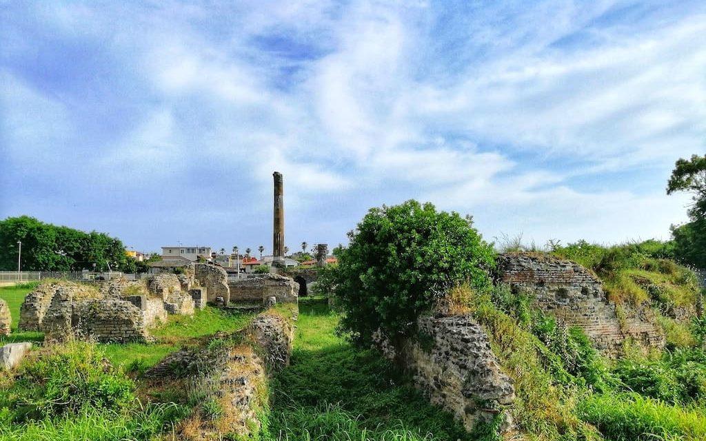 La Tomba di Scipione l'Africano è a Lago Patria
