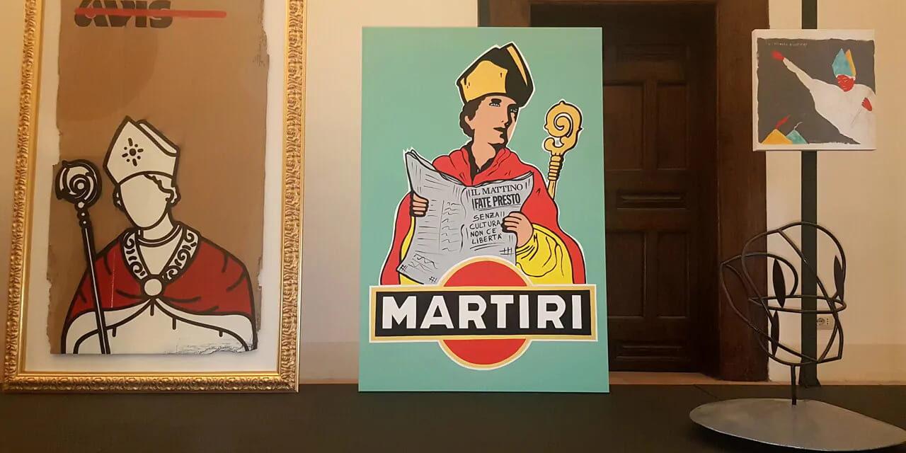 Sotto il segno di San Gennaro, mostra gratuita a San Domenico Maggiore