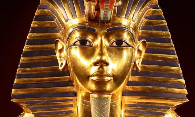 Visita la Mostra di Tutankhamon a Napoli